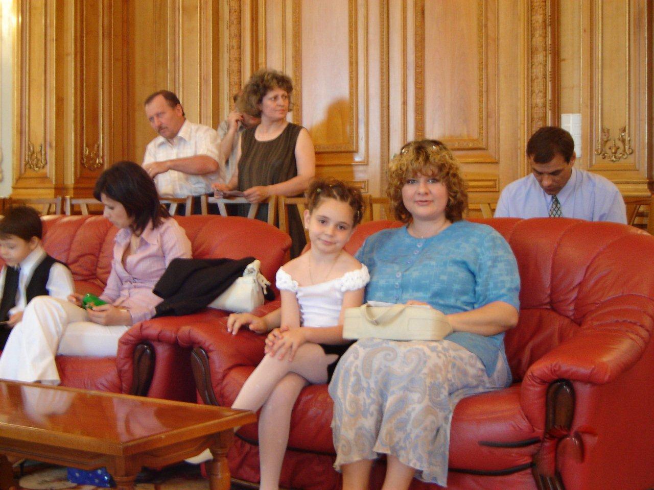 Palatul Parlamentului, 2005