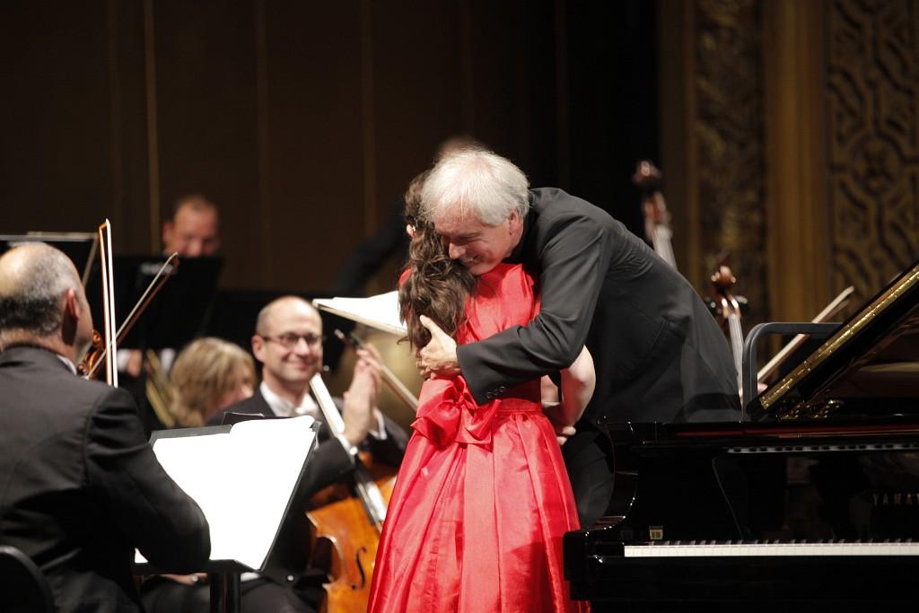 cu Maestrul Dirk Vermeulen şi Orchestra