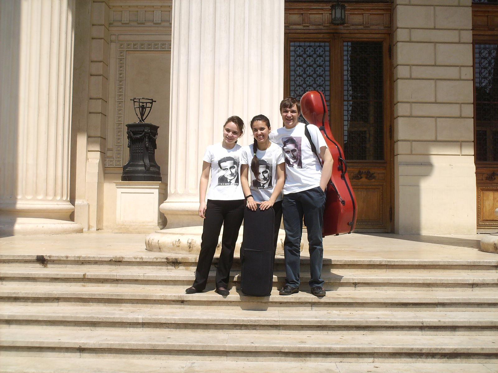 Romanian Atheneum, 2011